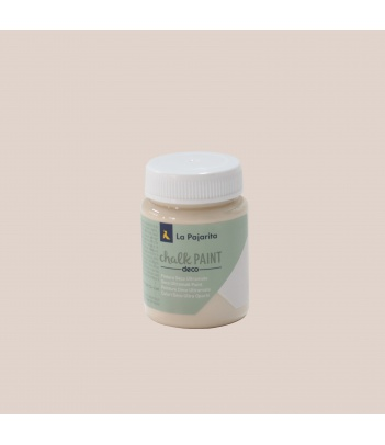 TINTA CHALK 38 NUDE 75ML