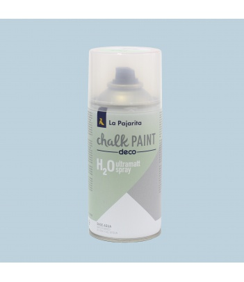 TINTA CHALK SPRAY 09 AZUL CRISTAL