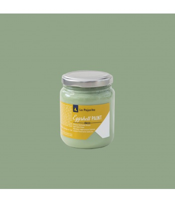 TINTA EGGSHELL EP07 GREEN GREY 175ML