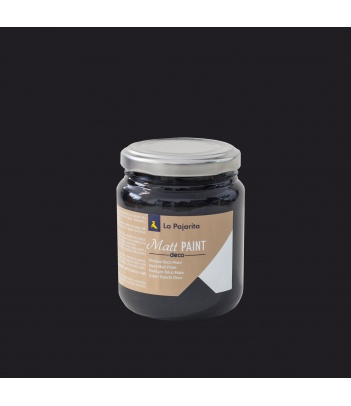 TINTA MATE MP15 BLACK SHADOW 75ML