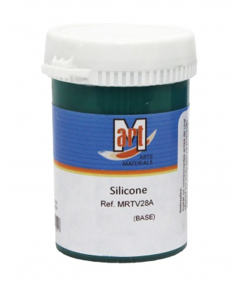SILICONE RTV ZA28 125ml (Comp.A)